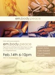 em.body.peace Flyer
